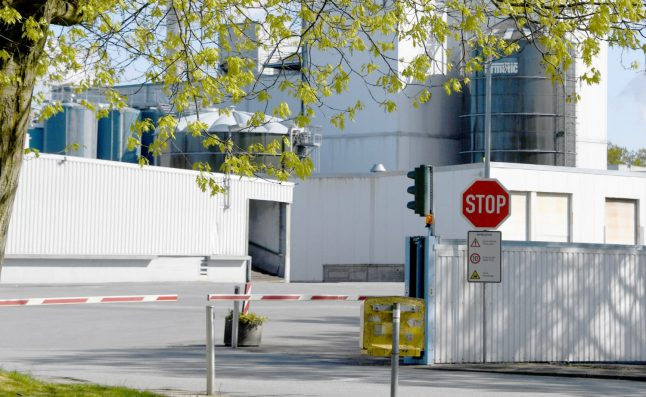 Update: New coronavirus outbreak at meat processing plant sparks concern across Germany