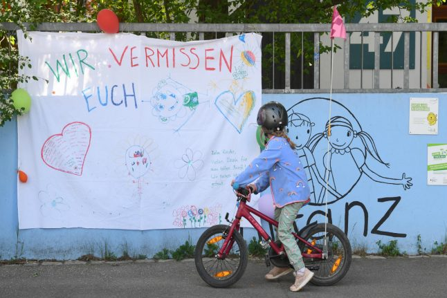 When and how will Germany's daycare centres reopen?