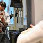 'I looked like Robinson Crusoe': Germans flock to get a haircut as salons reopen