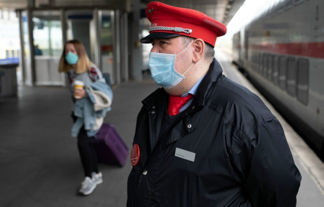 How the coronavirus pandemic is changing train travel in Germany