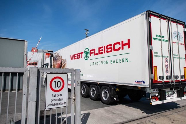 Two German states to test all meatpacking workers after coronavirus outbreaks
