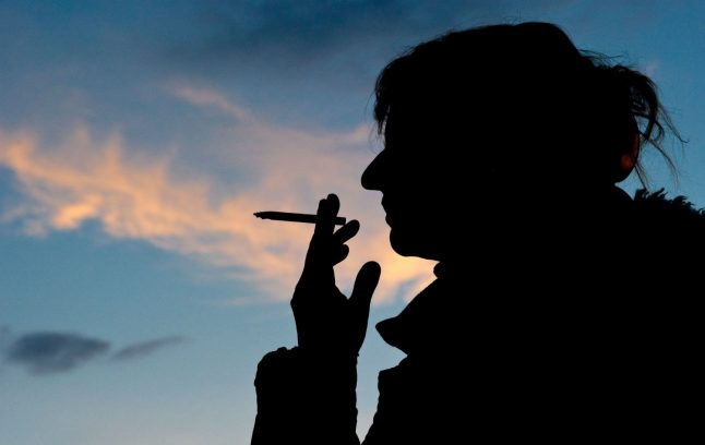 Berlin's smoking culture drew me here. It also gave me a reason to finally quit