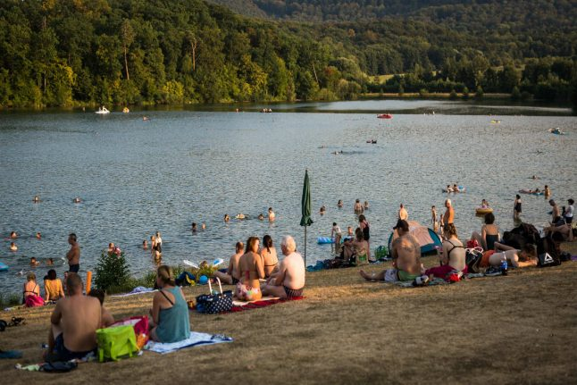 Is it safe to go swimming in Germany this summer?