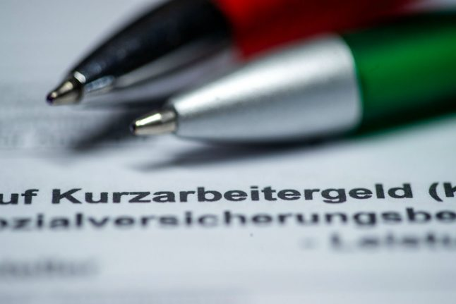 How to apply for 'Kurzarbeit' in Germany when your working hours are reduced