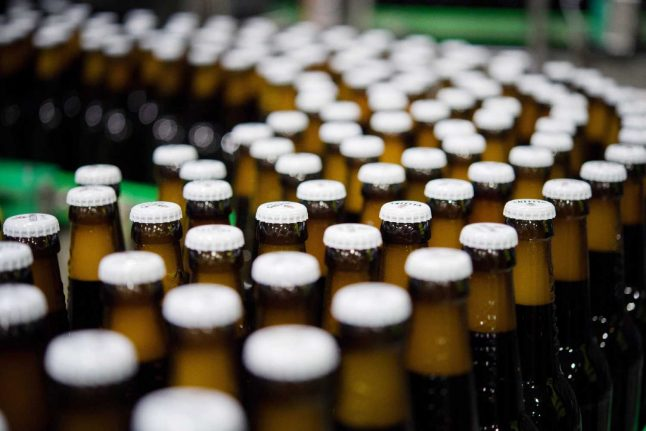 Germany brewery gives away free beer unsold due to coronavirus