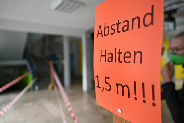 How Germany's states are pushing to relax coronavirus lockdown measures