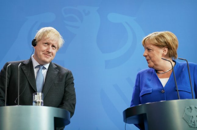 Germany urges UK for 'more realistic approach' in Brexit talks