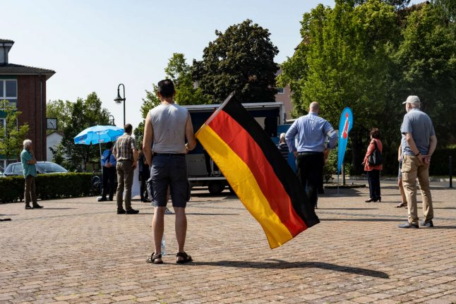 Police pressure mounts against Germany's far-right AfD