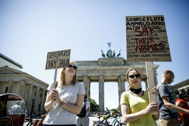 Peaceful protests in US are 'more than legitimate', says German Foreign Minister
