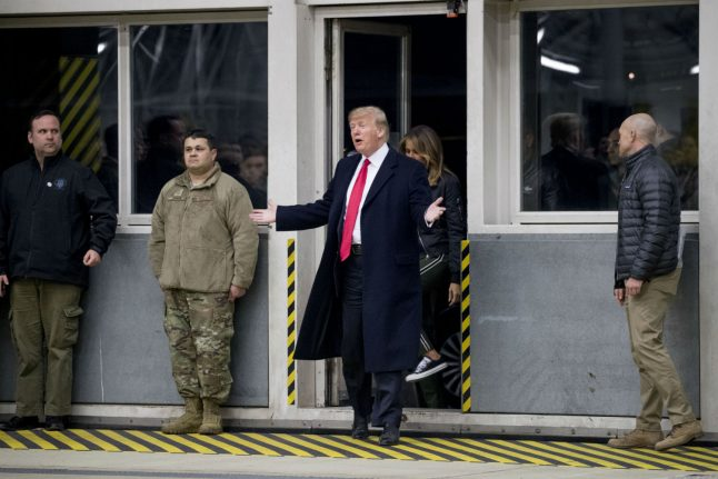 US to send 600 troops to Germany for 'war games'