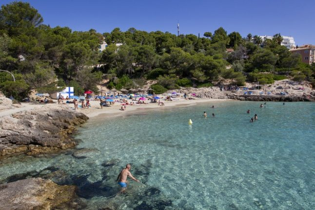 Spain brings forward date for German tourists to arrive in the Balearic Islands