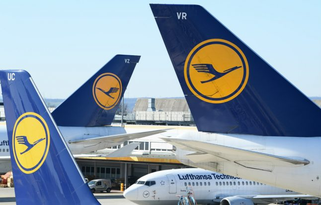 German airline giant Lufthansa reports loss of over €2 billion