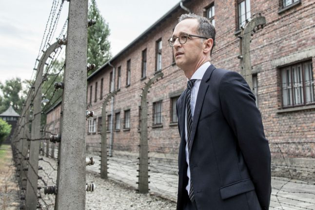 'Our responsibility will never end': Germany pledges €120 million to Auschwitz fund
