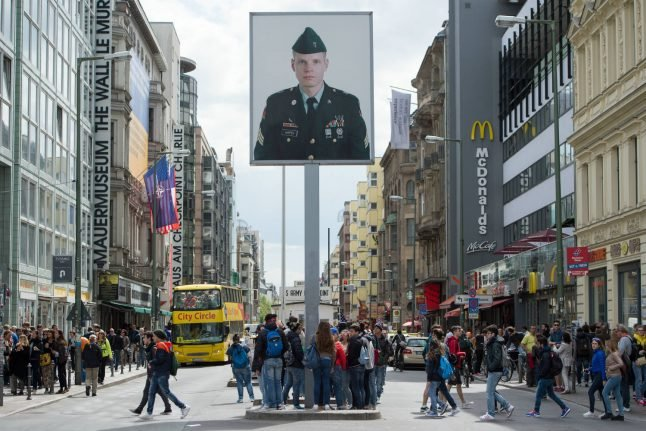 Five things to know about Checkpoint Charlie on the 30th anniversary of its removal