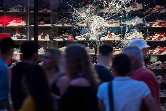View from the ground: Resilient Stuttgart will 'move on' following riots