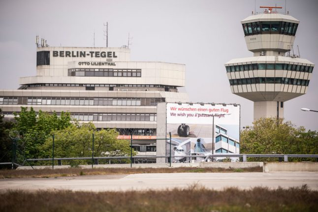 Berlin's historic Tegel airport spared from mid-June closure