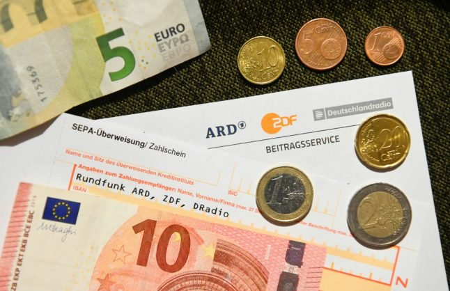 Rundfunkbeitrag: Germany's state leaders give green light to raise TV tax
