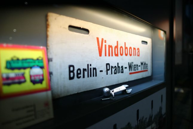 Restored historic train line to connect Berlin with Prague and Vienna