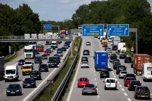 'Germans are not tired of cars': Number of vehicles on roads continues to rise