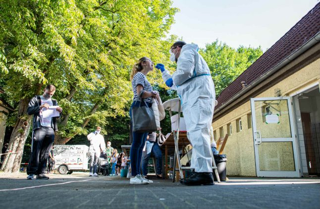 Will coronavirus testing before holidays become the norm in Germany?