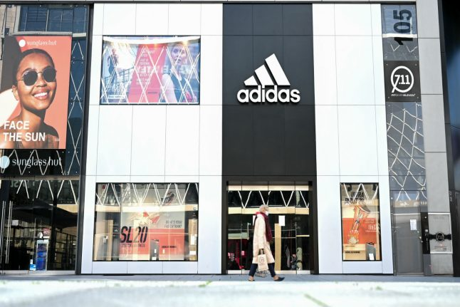 Adidas rejects allegations of workplace racism