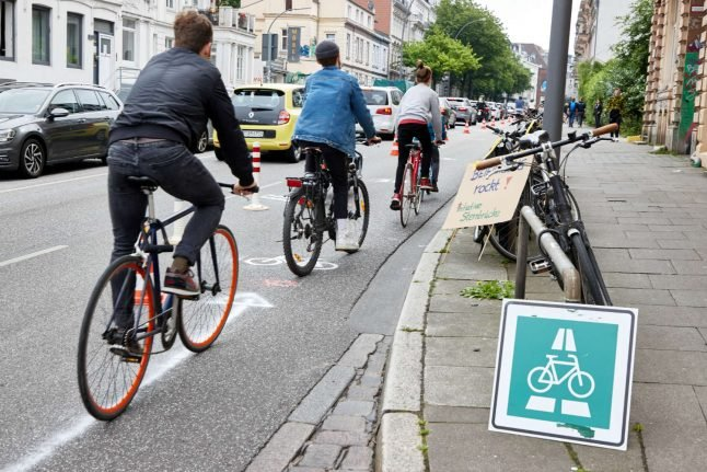 Cycling in Germany? These are the fines you should know about