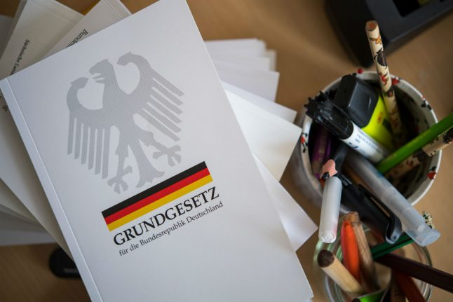 Why a row has broken out over 'race' in Germany's constitution