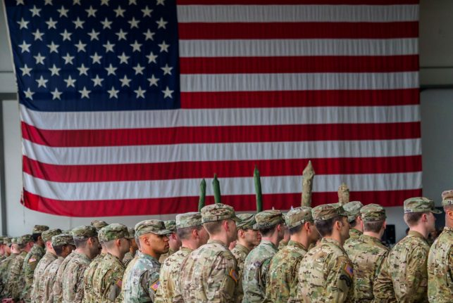US troops in Germany make both sides safer, says NATO chief