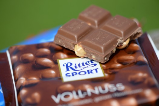 Ritter slays Milka in chocolate square court battle