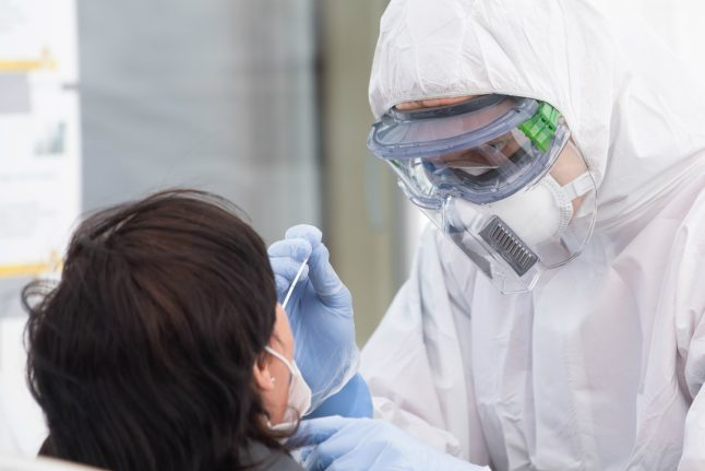 Free coronavirus tests for everyone in Bavaria: What you need to know