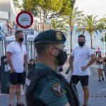Germany threatens new rules for travellers after 'reckless behaviour' in Mallorca
