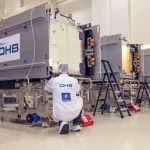 Meet the small German space mission that aims to improve life on earth