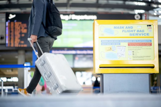 Germany to offer free coronavirus tests to returning travellers
