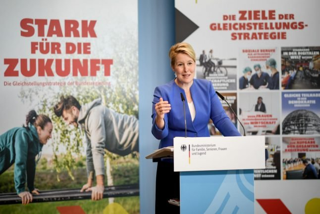 'Milestone': Germany unveils plan to boost gender equality