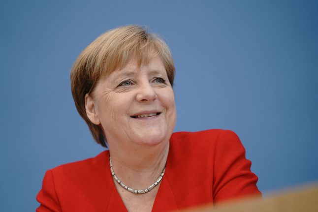 'When you're 66': What's in store for Merkel in her last year as Chancellor?