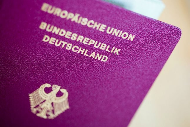 Germany has 'third most valuable passport in the world'