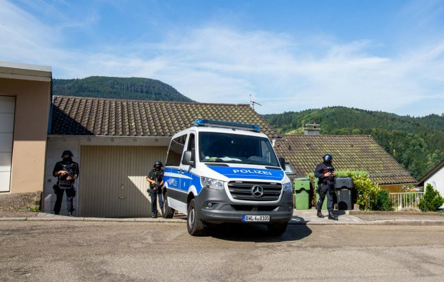 What you need to know about German police 'Rambo'-style Black Forest manhunt