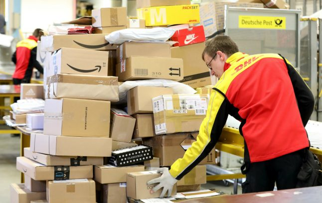 Complaints against Germany's postal sector soar in first half of 2020