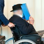 'Shaken' ex-Nazi camp guard, 93, gets two-year suspended sentence