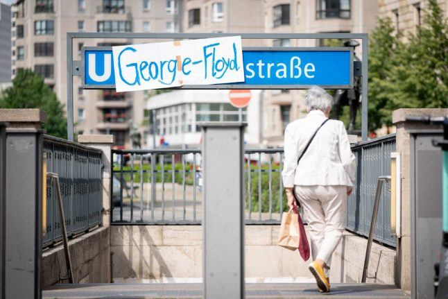 'Racist' Berlin underground station to be renamed
