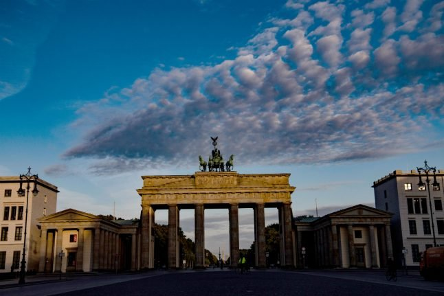 Germany rated world's most admired country