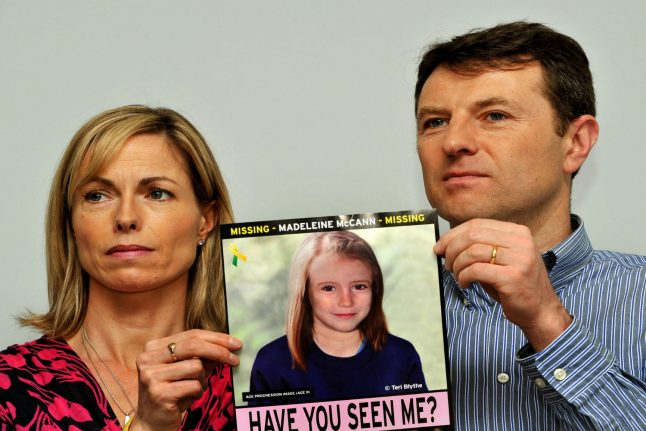 Police search garden allotment in Hanover in 'Maddie' case