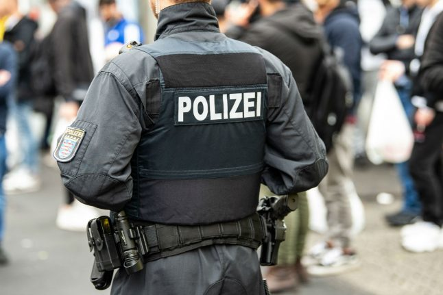 Hesse police chief forced out as far-right row escalates