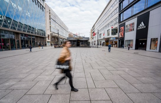 How the coronavirus crisis could change German city centres