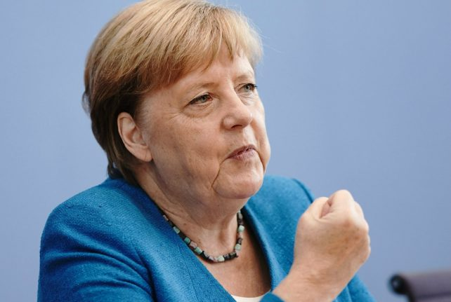 Merkel 'would do the same again' five years after Germany's refugee influx