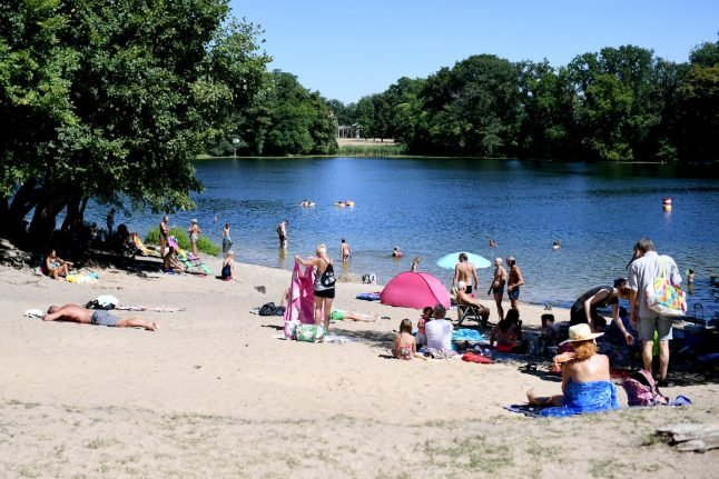 Travel in Germany: A guide to Berlin's best lakes