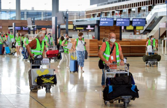 Ready for take off? Inside Berlin's long-delayed BER airport before it opens