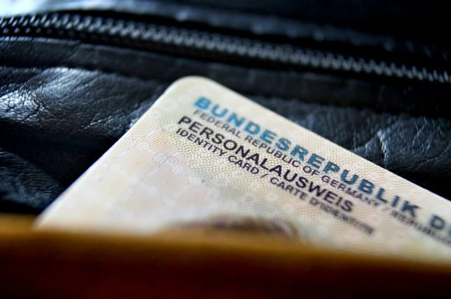 Personalausweis: Cost of German ID card set to rise