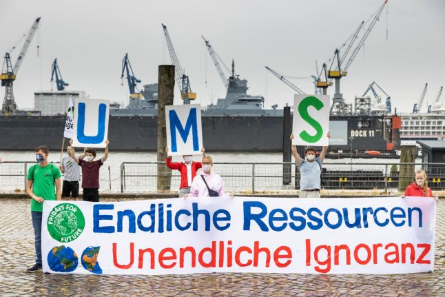 Germany launches first 'green' bonds to finance climate-related projects