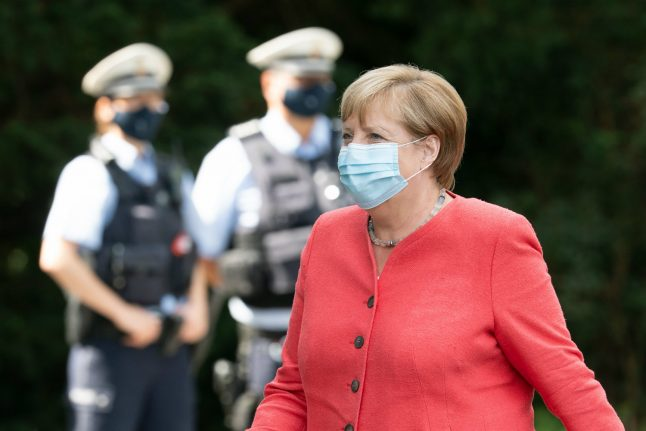 'The trend can't continue': Merkel rules out easing coronavirus rules as German cases spike